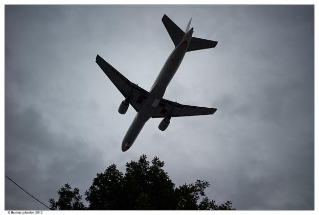 Georgetown Boeing Jet