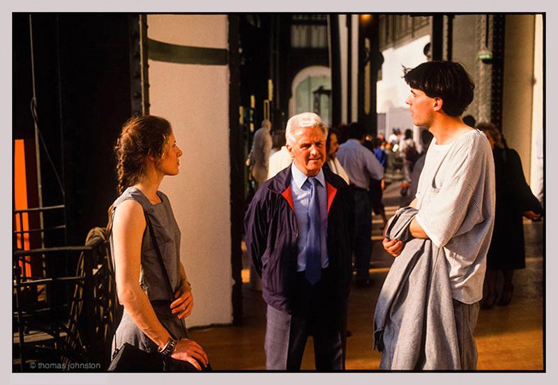 Louise-Anne Monod-Müeller, Robert Frélaut, Martin Müller Reinhart at Salon de mai, Grand Palais