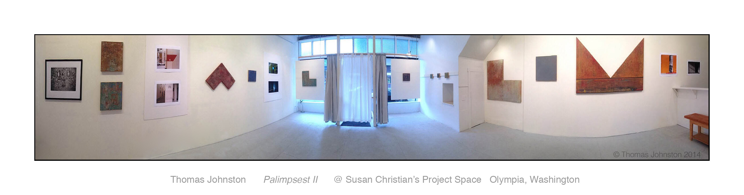 Palimpsest II Installation Overview