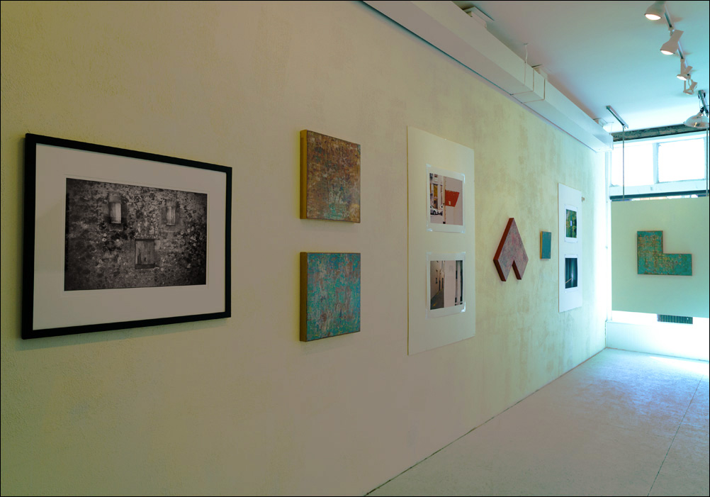 Palimpsest II Exhibition Review