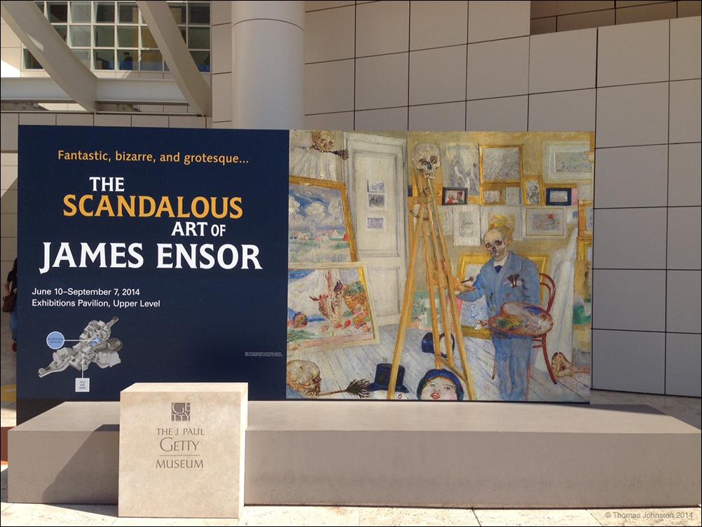 The Scandalous Art of James Ensor