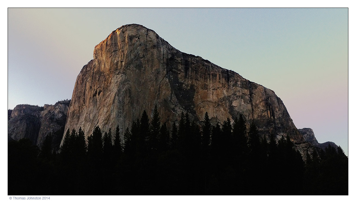 Road Trip- End of Summer 2014: Yosemite
