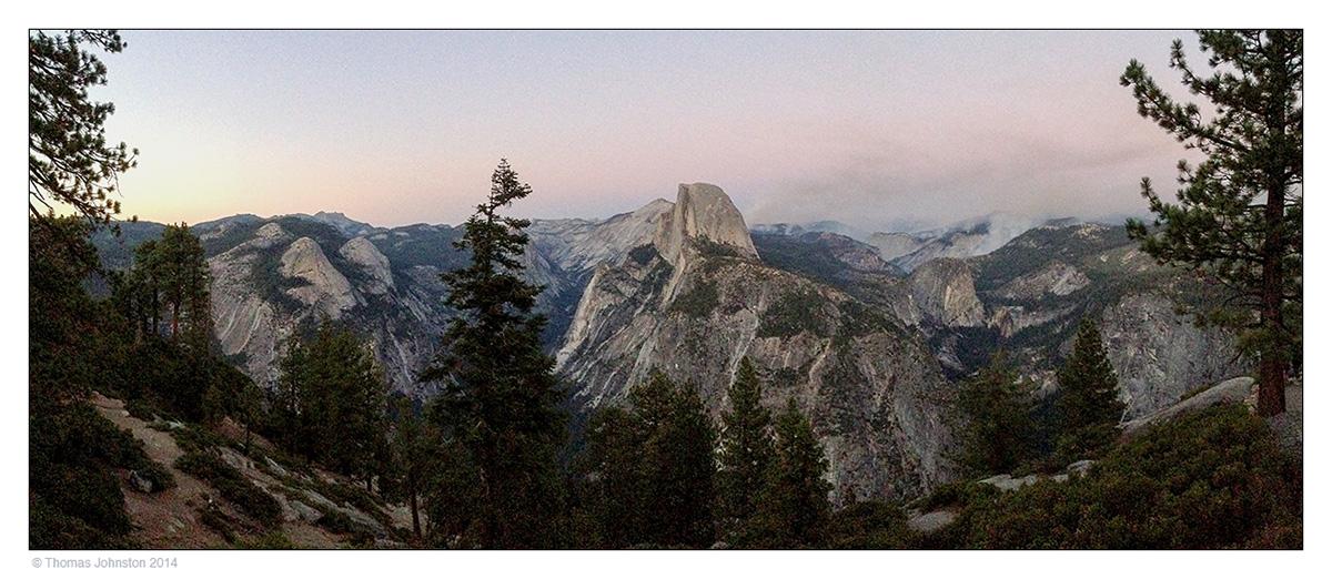 Yosemite Fires 2014