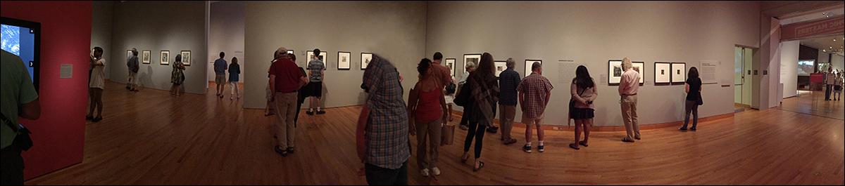 Graphic Masters Seattle Art Museum - Thomas Alix Johnston