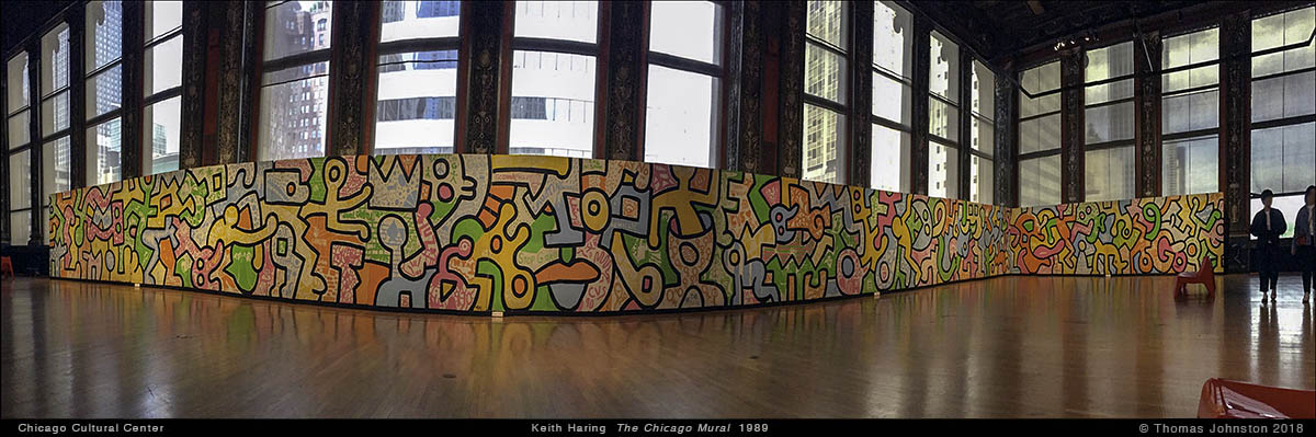 Keith Haring, Ivan Albright, Charles White, Mavis Staples, Chicago – 2018